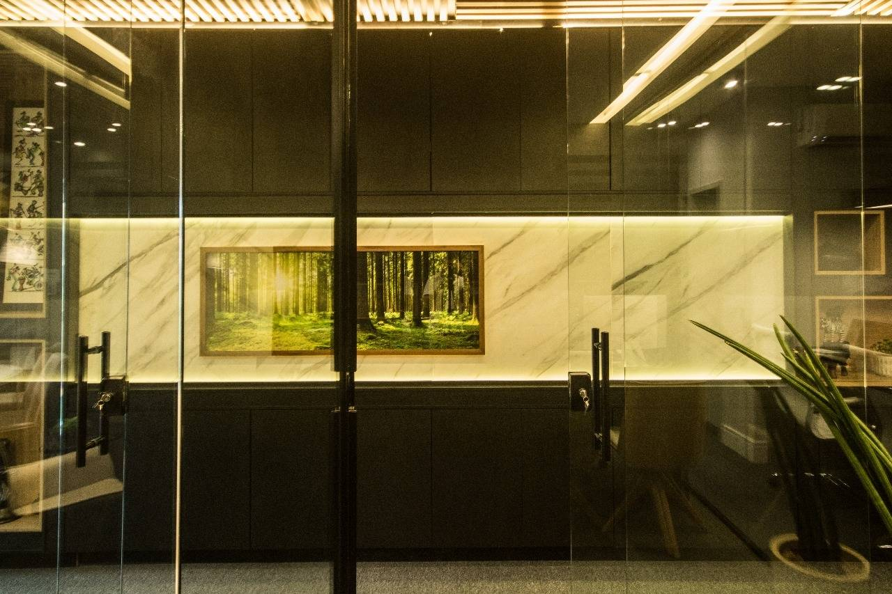 Sala comercial - Carvalho e Ferreira Advogados